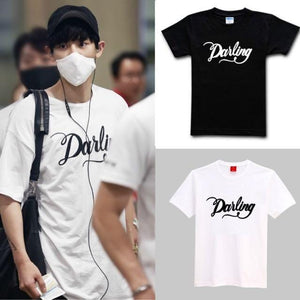 Exo Chanyeol Darling T-Shirt