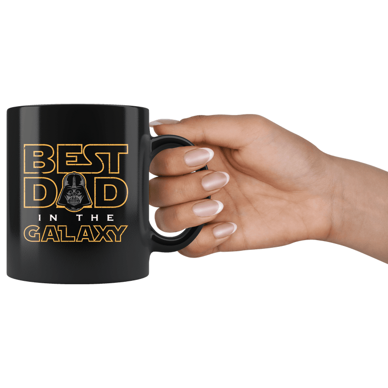 Best Dad in the Galaxy Mug (Version 2)