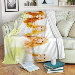 Red Velvet Blanket Version 2