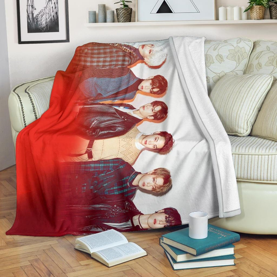 GOT7 Blanket Version 2