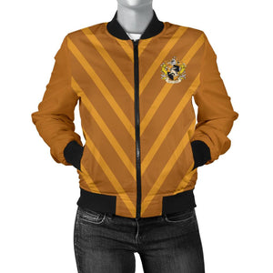 Wizard Loyal Badgers Bomber Jacket