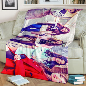 Red Velvet Blanket Version 3