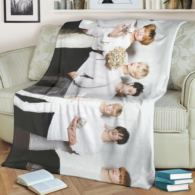 GOT7 Blanket Version 1