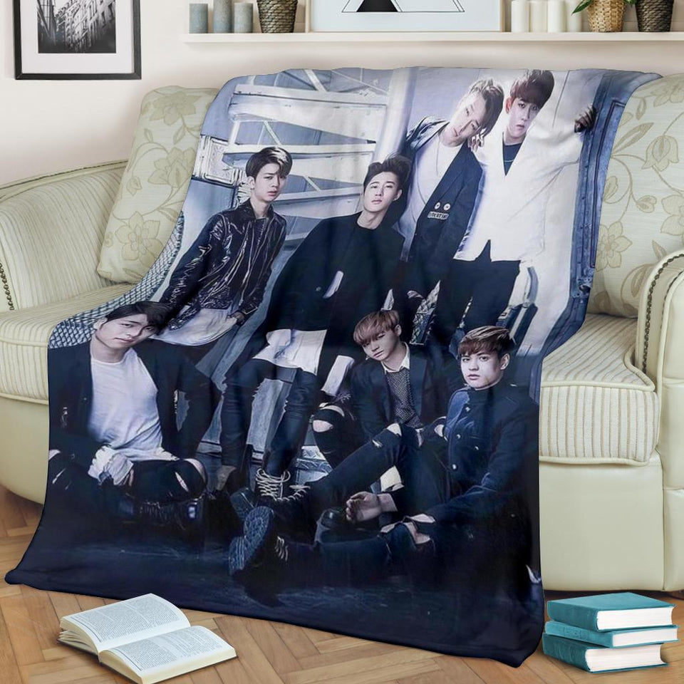 Ikon Blanket - Version 2