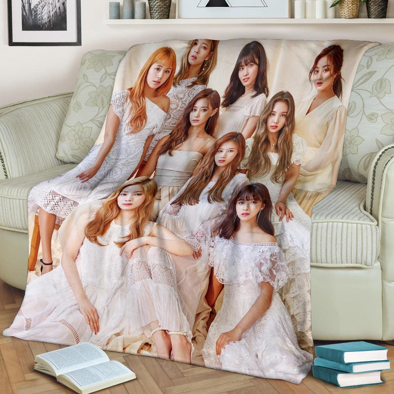 Twice Blanket Version 4