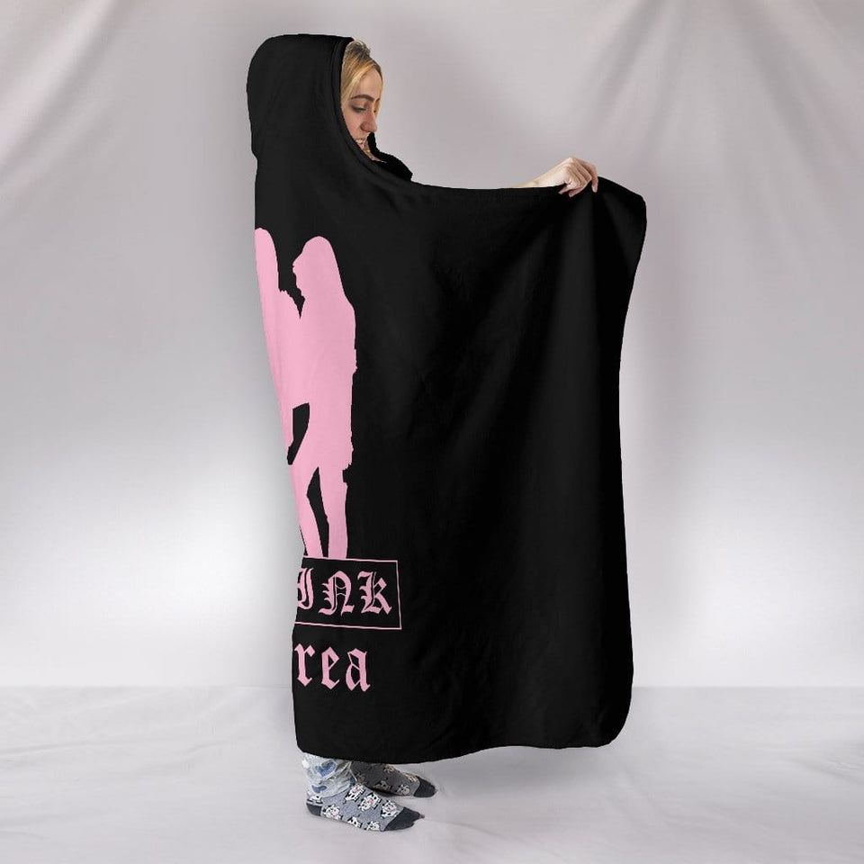 BLACKPINK Hooded Blanket - Hyphoria