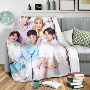 GOT7 Blanket Version 5