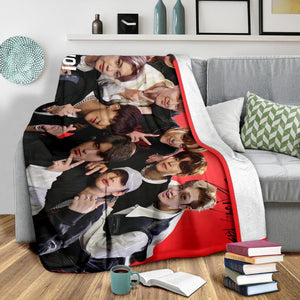 Stray Kids Blanket