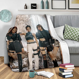 Blackpink Kill This Love Blanket