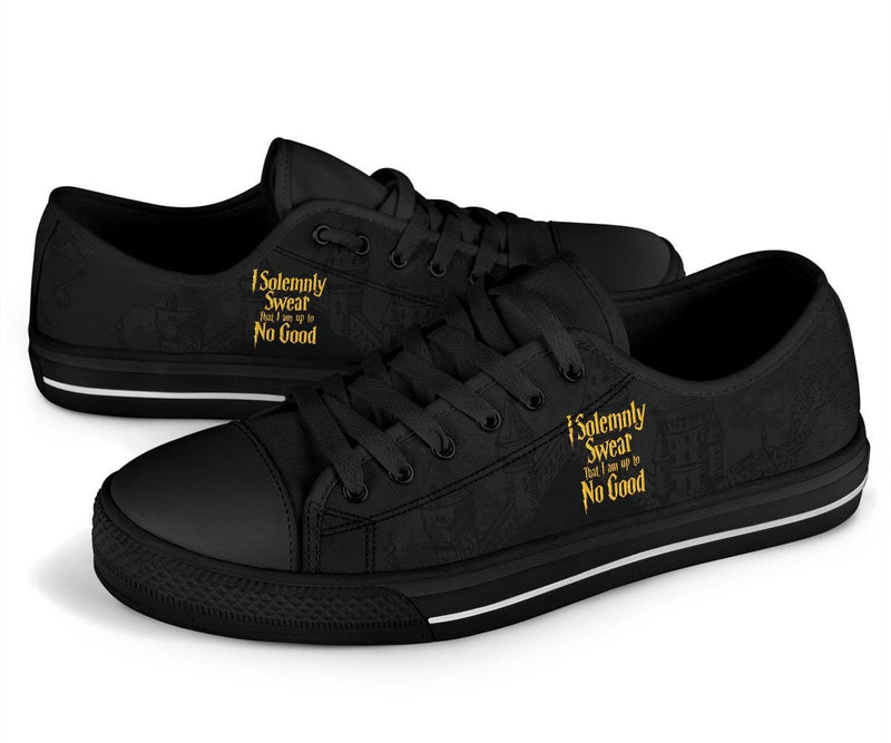 Wizard I Solemnly Swear Shoes
