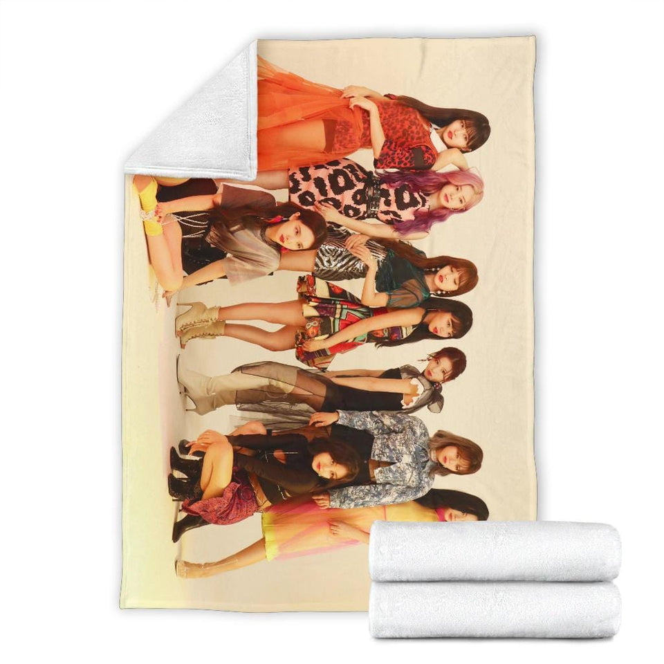 Twice Blanket Version 1