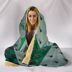 Ambitious Hooded Blanket