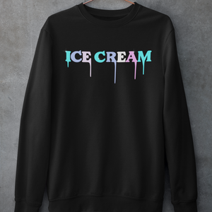 Blackpink Ice Cream Crewneck Sweat Shirt