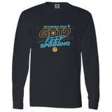 "Got7 2019 World Tour ""Keep Spinning"" Long Sleeve Tee - Version 2"