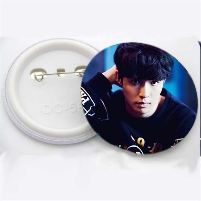FREE EXO Coming Over Badge Pin