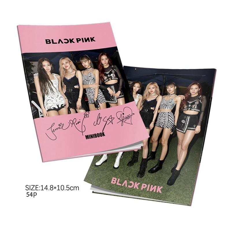 Blackpink Kill This Love Album Photo Minibook
