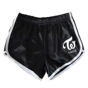 Twice Silk Shorts