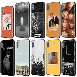 ATEEZ iPhone Case