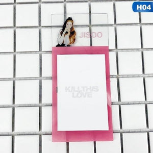 Blackpink Kill This Love Jisoo Rose Jennie Lisa Album Sticky Notepad