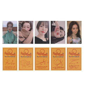 Red Velvet The ReVe Festival: Day 1 Zimzalabim Album Photo Card