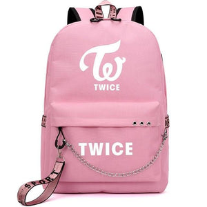 Twice USB Backpack