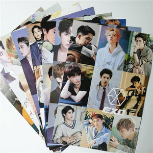 EXO Posters - 8pc Set