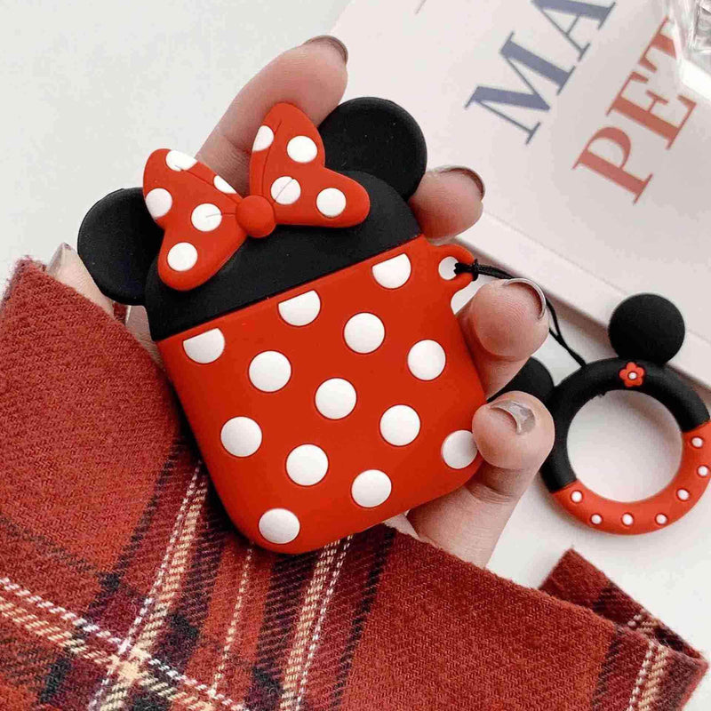 Disney Cute Wireless Airpods 2 Case