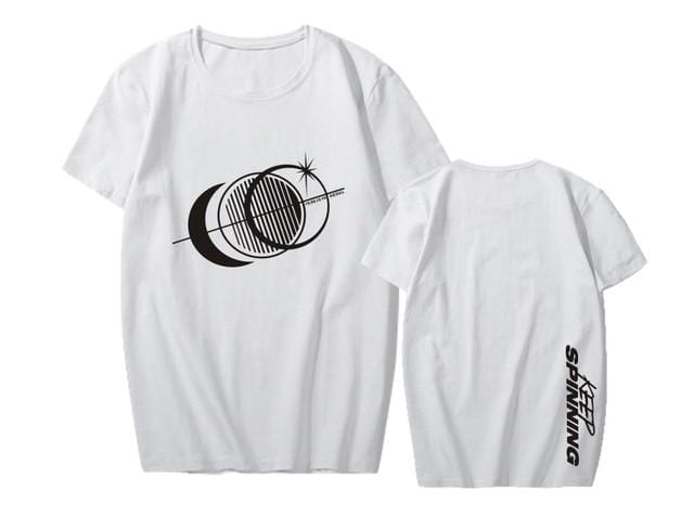 Got7 World Tour Keep Spinning T-shirt