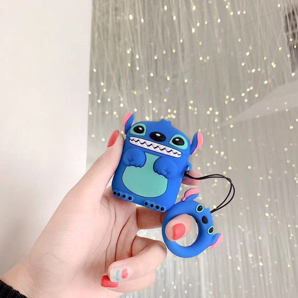 Stitch Silicone Airpods 2 Case