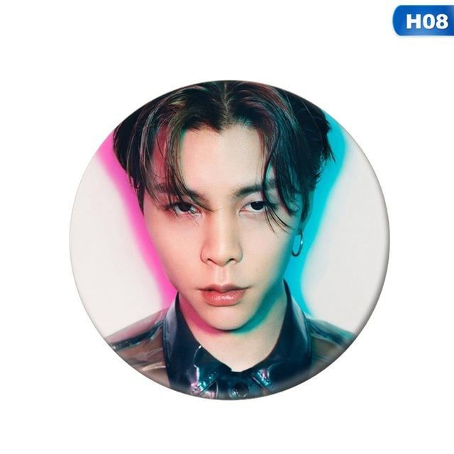 FREE NCT127 Chain Album Badge Pin