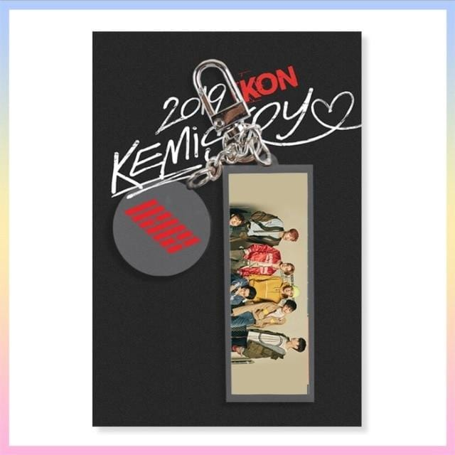 iKON Monsta X Red Velvet Infinite Seventeen Photo Acrylic Keychain