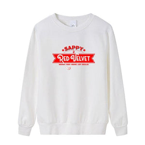 Red Velvet Sappy Album Sweatshirt