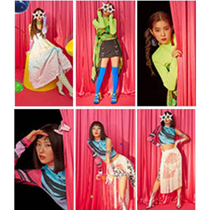 Red Velvet Zimzalabim Photocards Clip Set