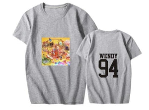 Red velvet The ReVe Festival Day 1 T-shirt