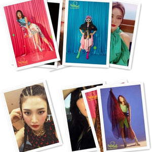 Red Velvet The ReVe Festival Day 1 Lomo Cards - 40Pc Set