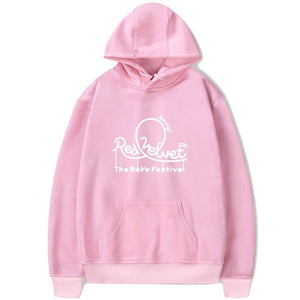 Red Velvet The ReVe Festival Album Hoodie