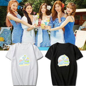 Red Velvet Summer Magic T-shirt