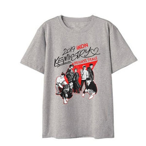 iKON 2019 PRIVATE STAGE KEMISTRY Album Shirt