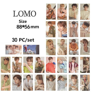 NCT127 Album Lomo Cards - 30pc Set