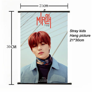 Stray Kids Hang Picture Poster
