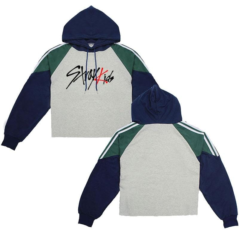 Stray Kids Long Sleeve Shirt Hoodie