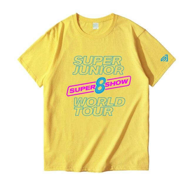 Super Junior Super Show 8 T-Shirt