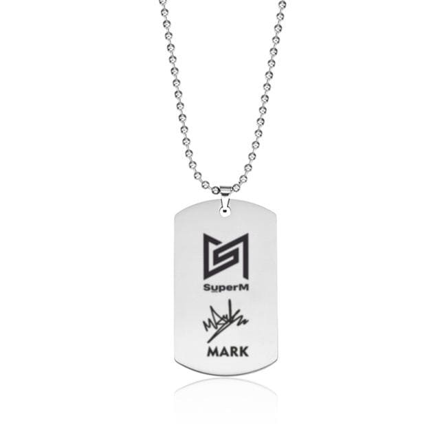 Free - SuperM Chain Necklace