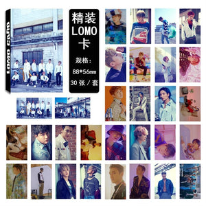 Super Junior Time Slip HD Photo Card