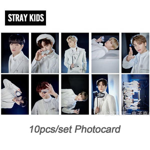 Free Stray Kids Photocard Sets - 10pc Set