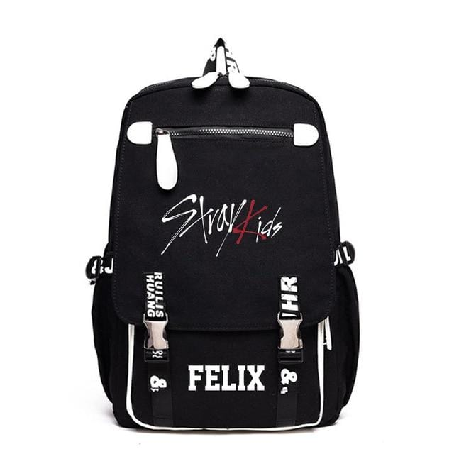 Stray Kids Travel Canvas Bag