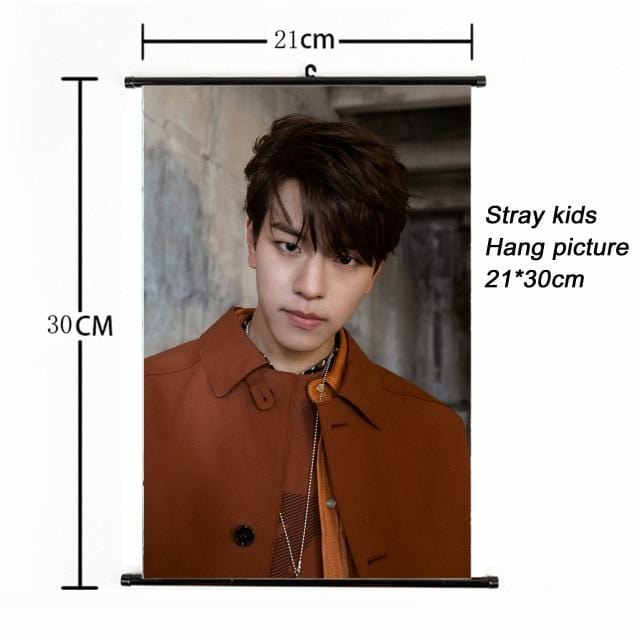 Stray Kids MIROH Hang Poster