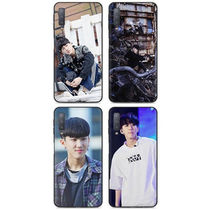 Stray Kids Changbin Soft Silicone Phone Case for Samsung
