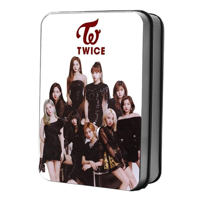 TWICE LIGHTS Collectible Lomo Cards