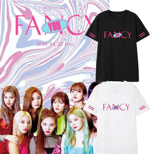 TWICE Fancy You Album T-shirt